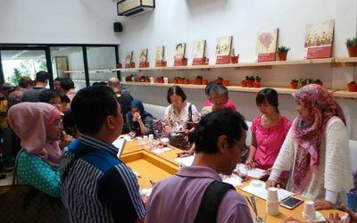 Serunya Belajar Coffee Blending dengan Kopi Java, Aceh dan Papua