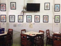Jurnal Sampai Sketsa Bruce Lee, Karya Seni di Kedai Kopi Tak Kie