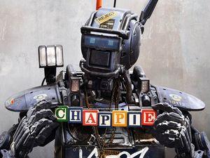 Berkenalan dengan Robot Swag 'Chappie'