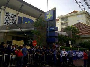 Graha XL Yogya akan Dieksekusi Hari ini, Polisi dan TNI Berjaga