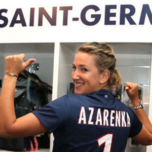 Dukungan Azarenka untuk PSG Jelang Liga Champions
