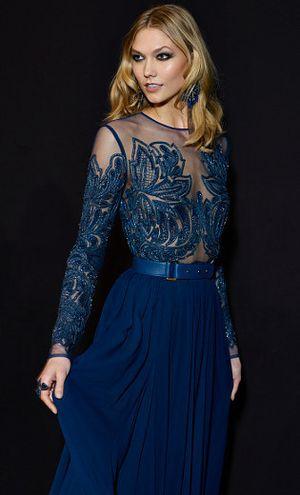 Model Karlie Kloss akan Akting Perdana di Zoolander 2?