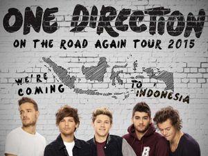 Konser One Direction Gusur Pra-Piala Asia U-23 dari GBK?