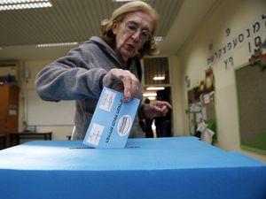 Warga Israel Pilih Perdana Menteri