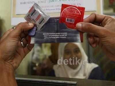 Ada Kondom Gratis di Puskesmas
