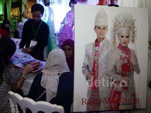 Wedding Art Festival 2 di Balai Sudirman