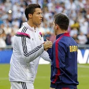 Sisa-sisa El Clasico: Ronaldo Masih Lebih Ngetop dari Messi