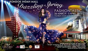 Pondok Indah Mall Dazzling Spring