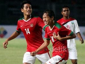 Indonesia Gilas Timor Leste 5-0