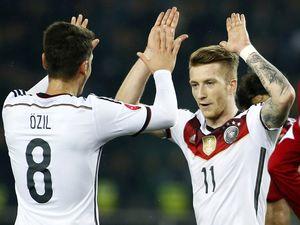 Jerman Atasi Georgia 2-0
