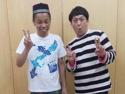 Tirukan Jokowi, Komedian Jepang CowCow Eksis di Okinawa Internasional Film Festival