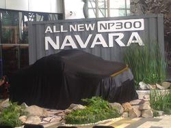 Nissan Luncurkan Navara dengan Suasana Industrial yang Kental