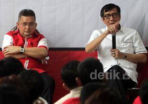 Diskusi Konsolidasi Kelembagaan Negara Dalam Perspektif Konstitusi