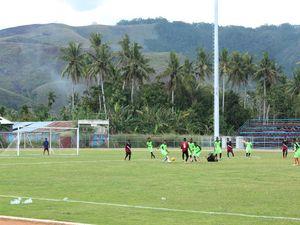 Bibit-Bibit Muda yang Ditempa Alam Papua