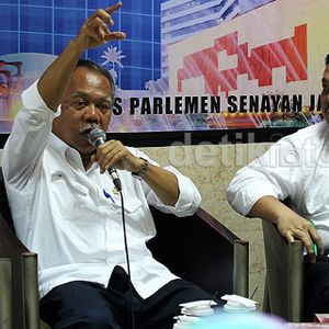 Menteri PU: Ada Izin yang Dipelintir Perusahaan Air!