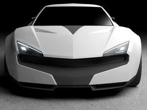 Mobil Super Pertama dari India