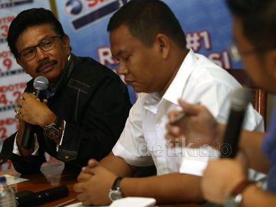 Diskusi Penumpang Gelap Pemerintahan Jokowi
