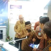 Saat Presiden Jokowi Dapat Paparan Soal Pesawat R80 dari Habibie