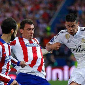 Atletico-Madrid Berakhir Imbang Tanpa Gol