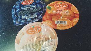 Tarami Fruit Market, Cara Baru Makan Buah dengan Fruit in Jelly