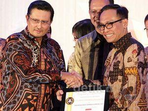 Penghargaan Indonesia Most Admired Companies