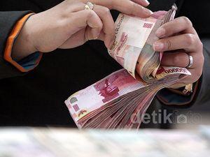 Rupiah Perkasa, Dolar Jauhi Rp 13.000