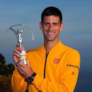 Djokovic dan Timnas Jerman Menang di Laureus Awards 2015
