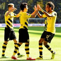 Dortmund Libas Paderborn 3-0