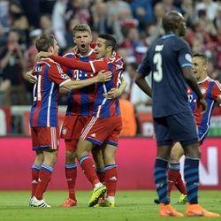 Bayern ke Semifinal Usai Hantam Porto 6-1