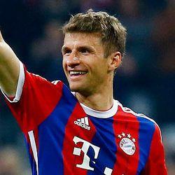 Thomas Mueller, Jerman Tertajam di Liga Champions