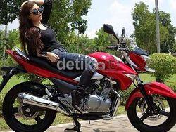 Penjualan Inazuma Lemot, Suzuki Siapkan Motor 250 cc Baru