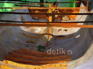 Melihat Pembuatan Perahu Nelayan Pulau Harapan