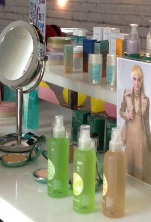 Foto: Ini Dia Rangkaian Produk yang Diskon di Bazaar Hijab Fest 2015