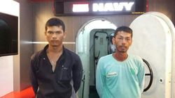 2 Nelayan Aceh 3 Hari Terombang-ambing di Pulau Rondo