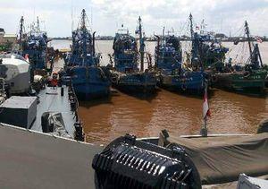 Ini Dia 5 Kapal Asing yang Diamankan TNI AL
