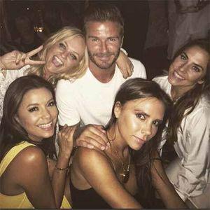 Beckham dan Superstar Lapangan Hijau di Instagram
