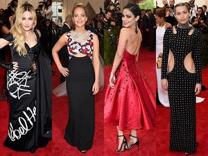 Bertabur Bintang di Red Carpet Met Gala 2015 (3)