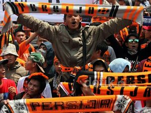 The Jakmania Demo Istana