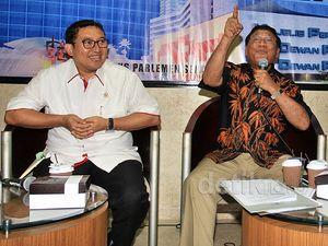 Diskusi Gedung Baru DPR