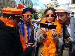 Negeri van Oranje Jadi Film Indonesia Pertama yang Suguhkan Keindahan Taman Tulip di Belanda