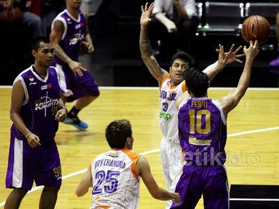 CLS Knights Balas Kekalahan atas Pelita Jaya