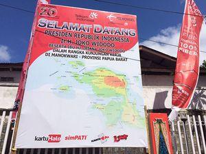 Kick-off Pembangunan Kabel Optik Bawah Laut Sulawesi-Maluku-Papua