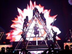 Konser Katy Perry Sajikan Tata Visual yang Bikin Eyegasm