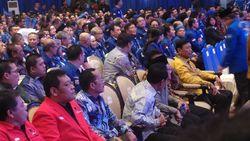 Megawati dan Prabowo Tak Hadiri Pembukaan Kongres PD