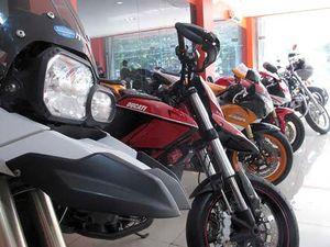 Showroom Moge Bekas di Jakarta