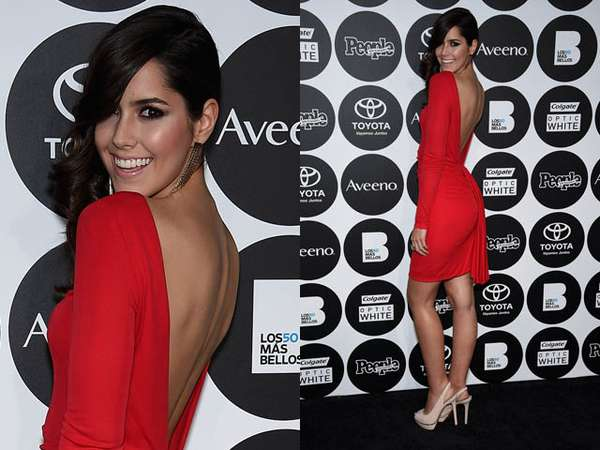 Red Hot Paulina Vega, Miss Universe 2014