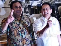Mendag dan Ketua DPD Hadiri Diskusi Perlindungan Pasar Tradisional