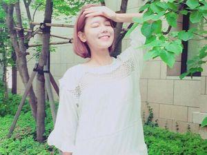 Yeppeo! Sooyoung 'SNSD' Berambut Pendek