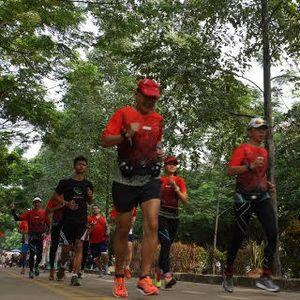 Tips Hindari Dehidrasi Saat Lari di Jakarta 10K