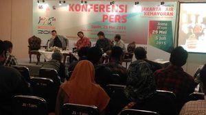 Repot Mau ke Jakarta Fair? Tenang, Ada Bus TransJ Khusus ke JI Expo